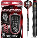MERVYN KING (The King) Steeldarts Onyx