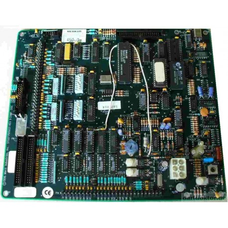 CPU Platine Merkur Power - Reparatur (Austausch)
