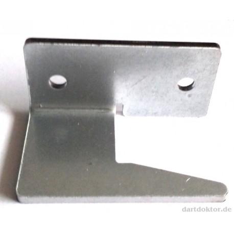 Riegel-Arretierung für Dart-Tür