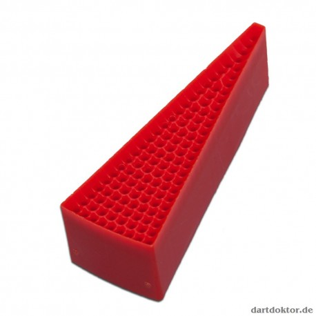 Segment - rot Dreieck