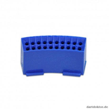 Segment - blau Triple