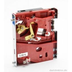 Münzprüfer 2 Euro mechanisch