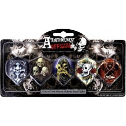 Alchemy Skulls Flights 5 Set Packung