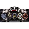 Alchemy Skulls Flights 5 Set Packung