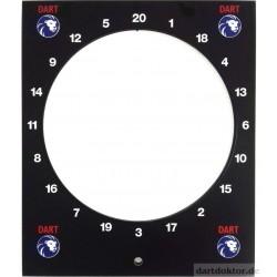 Fronttür - HB8 Targettür