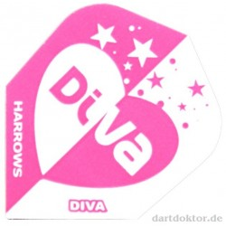 HARROWS Diva Flights 6002 Herz