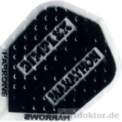 HARROWS Dimplex Marathon Flights Schwarz 1900
