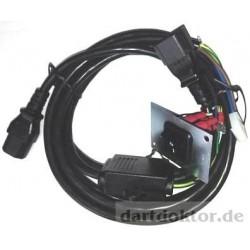 Kabel - Netzkabel 4-Wege HB8