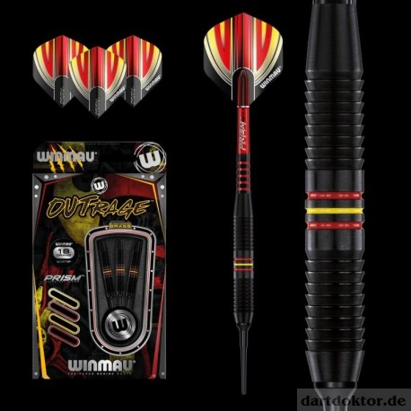 Outrage Softdarts 18g