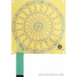 Matrix für Löwen Darts - Carbonbeschichtet