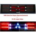 FM90 Löwen Dart Display Reparatur + LED
