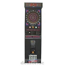 Löwen Dart FM90 Automat - 4 Spieler