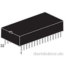 RAM Batterie Merkur DX mit Monitor