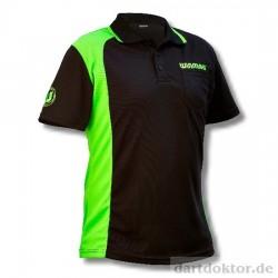 Dart T-Shirt Winmau Farbe GRÜN 8380