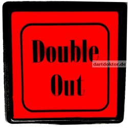 Taster Double Out - Cyberdine Dart