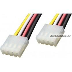 Kabel - (CPU+Netzteil) 4 PIN Royal