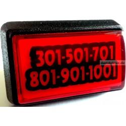 Merkur Taster 301-1001 + Microschalter