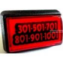 Merkur Taster 301 501 701 1001 + Microschalter