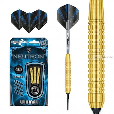 NEUTRON 2219 Brass Softdarts