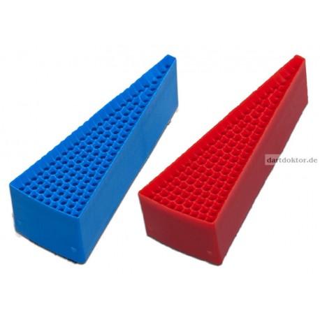 Segment - blau rot Dreieck Merkur Umbauset 1