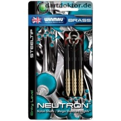 NEUTRON Brass Steeldarts