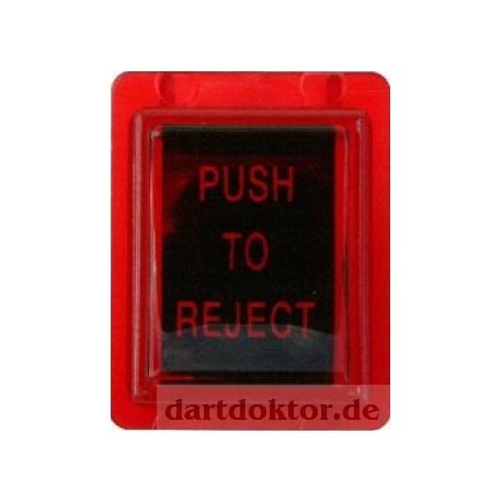 Münzrückgabe-Knopf: Push To Reject
