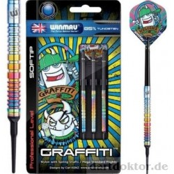 GRAFFITI Softdarts