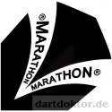 HARROWS Marathon Flights Schwarz 1500