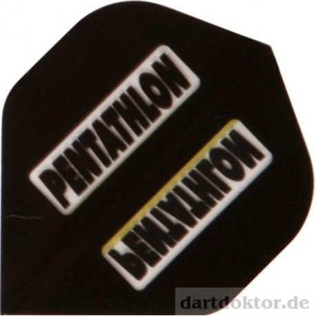 PENTATHLON Flights Black Clear