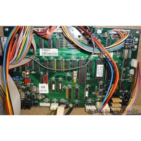 CPU Platine HB8 - Reparatur (Austausch)