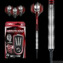 MERVYN KING (The King) Softdarts Silver